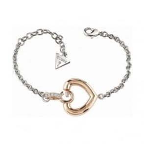 Guess Jewellery Giselle Rose Gold Bracelet
