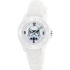 AM:PM  White Storm Trooper Watch