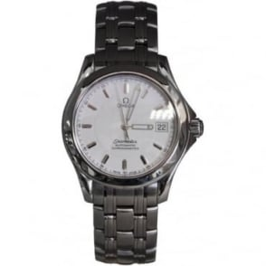 Pre-Owned Omega Gents Stainless Steel Seamaster