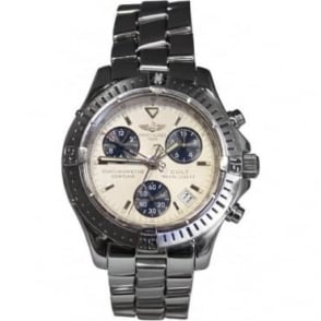 Pre-Owned Breitling Men's Stainless Steel Colt Chronograph Watch