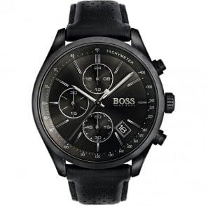 78f4a8c1d807 Hugo Boss Men s Gold Plate Governor Watch. 1513521 - Hugo Boss from ...
