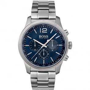 7ae1d9be9ebe Men s Stainless Steel Professional Watch. 1513527. Hugo Boss Men s  Stainless ...