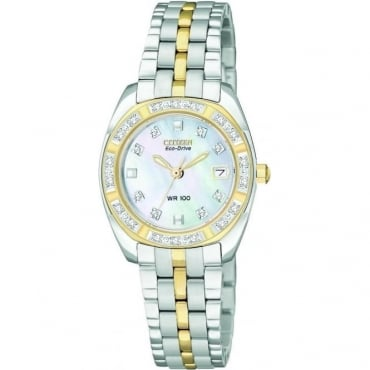 Citizen Ladies Eco-Drive Watch EW1594-55D