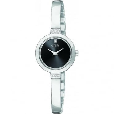 Citizen Ladies Eco-Drive Bangle Watch EW9920-50E