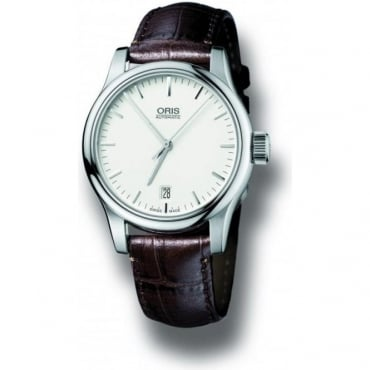 Oris Mens Classic Date Watch - 01 733 7578 4031-07 5 18 10