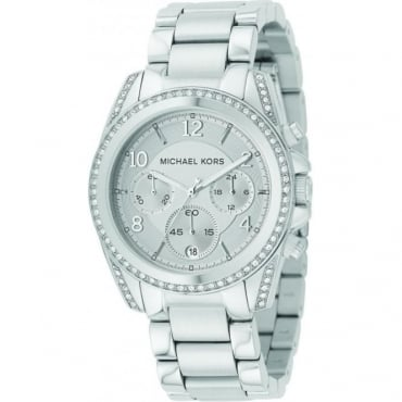 Ladies Blair Chronograph Watch MK5165