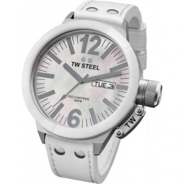 TW Steel EX-DISPLAY Ladies 'CEO Canteen' Watch CE1037