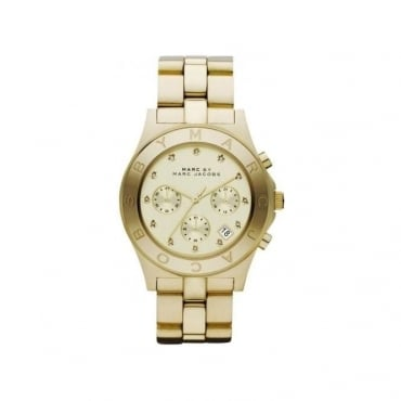 Marc By Marc Jacobs Ladies Blade Chronograph Watch MBM3101