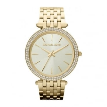 Ladies Gold Darci Watch MK3191