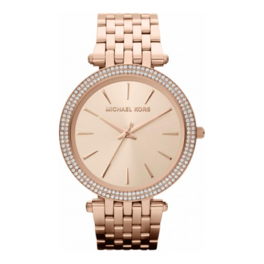 Ladies Rose Gold Darci Watch MK3192