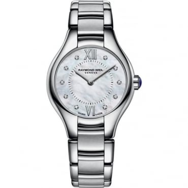 Raymond Weil Ladies 'Noemia' Watch 5124-ST-00985