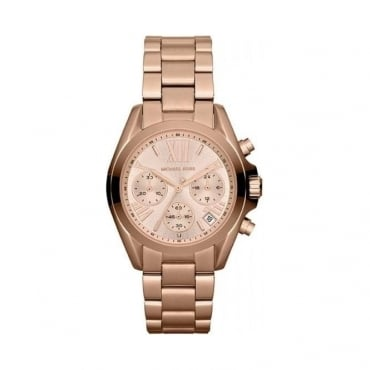 Ladies Bradshaw Mini Chronograph Watch - MK5799