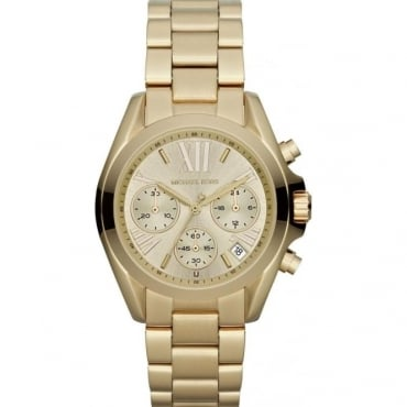 Michael Kors Ladies Mini Bradshaw Watch MK5798