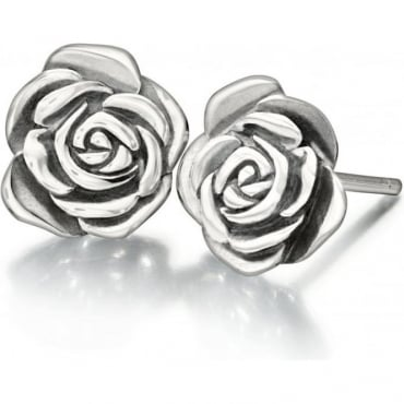 A Rose is a Rose Earrings 1310-0011