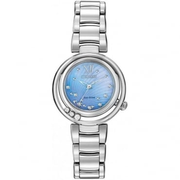 Citizen Ladies Sunrise Diamond Watch EM0320-59D