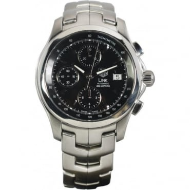 Mens Automatic Chronometer Watch