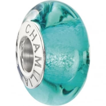 Chamilia Royals Collection - Blue Zircon Murano 2110-1156