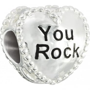 Chamilia Candy Hearts - You Rock Charm 2020-0782