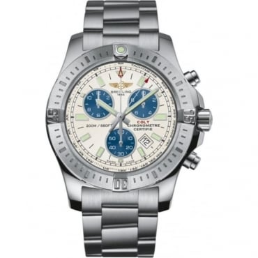 Breitling Colt Chronograph Watch - A7338811/G790/173A