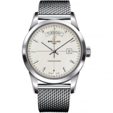 Breitling Mens Transocean Day & Date A4531012/G751/154A