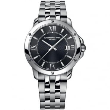 Raymond Weil Tango Mens Stainless Steel Watch 5591-ST-00607