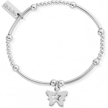 Cute Mini Butterfly Bracelet - SBCM408