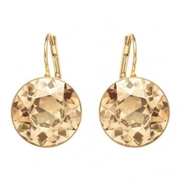 Swarovski Ladies Bella Pierced Earrings 901640