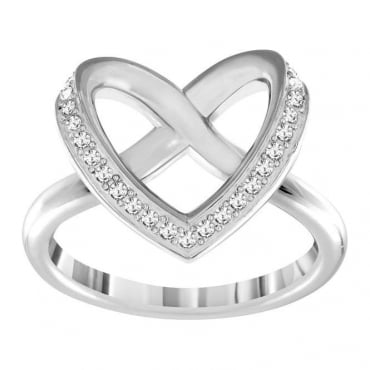 Swarovski Ladies Cupidon Ring 5139690