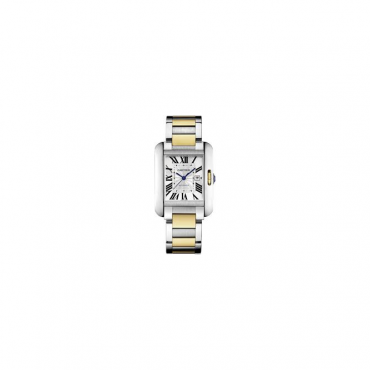 Ladies Tank Anglaise Watch, Large Model - W5310047