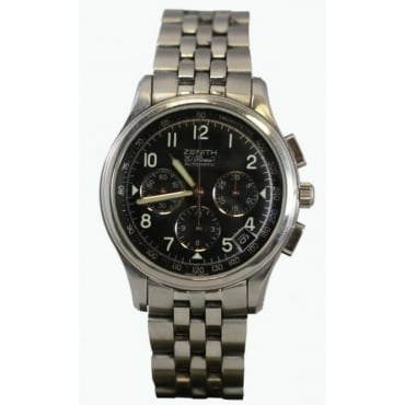 Pre-Owned Zenith Men's El Primero Automatic Chronograph Watch