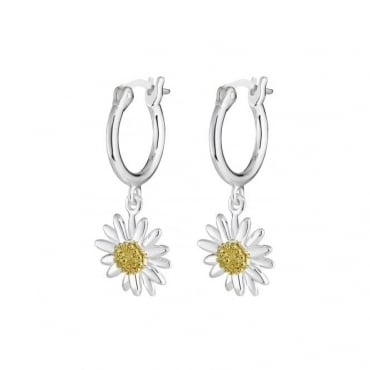 Daisy Drop Earrings 10mm - E2007