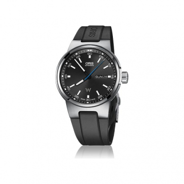 Oris WilliamsF1 Team Day Date Watch -  01 735 7716 4154-07 4 24 50
