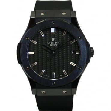 Pre-Owned Hublot Classic Fusion Black Magic *AS NEW*