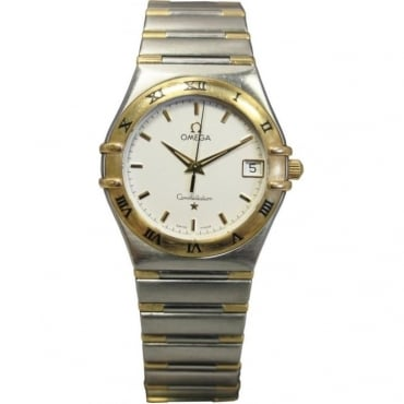 Pre-Owned Omega Men's Constellation Quartz Watch