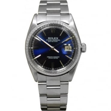 Pre-Owned Rolex Men's Stainless Steel Datejust 1603