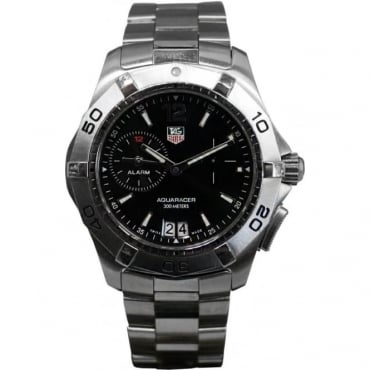 Pre-Owned Tag Heuer Gents Stainless Steel Aquaracer