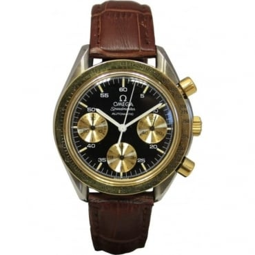 Pre-Owned Omega Men's Speedmaster Watch