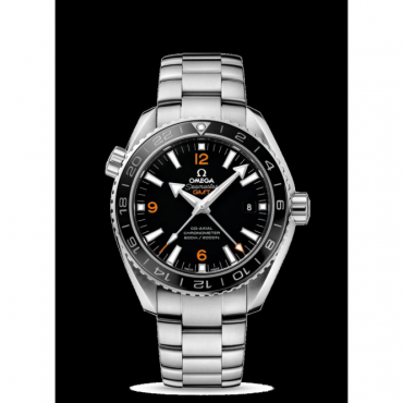 Omega Men's Planet Ocean 600m GMT 43.5mm