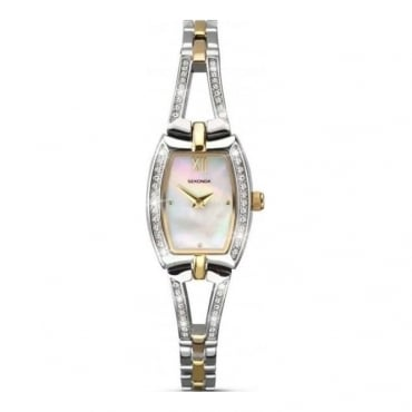 Sekonda Ladies Stone Set Watch