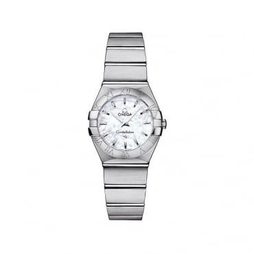 Omega Ladies 'Constellation' Watch 123.10.24.60.05.001