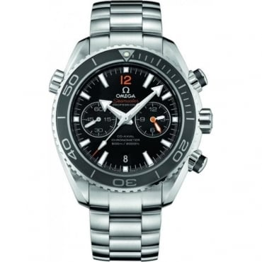 Omega Mens 'Seamaster' Planet Ocean Watch 232.30.46.51.01.003