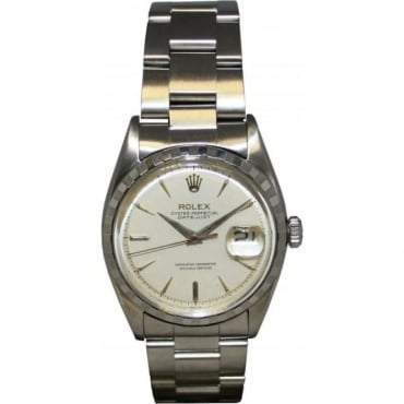 Men's Vintage Stainless Steel DateJust