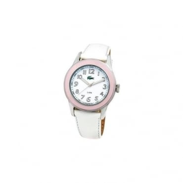 Lacoste Ladies White Advantage Watch 2000454