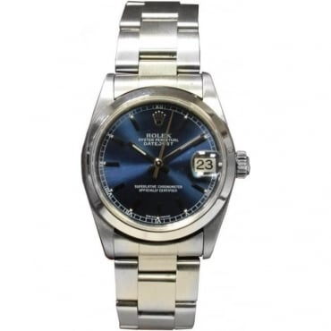Pre-Owned Rolex Ladies Stainless Steel DateJust