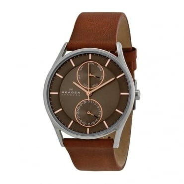 Skagen Mens 'Holst Refined' Watch SKW6086
