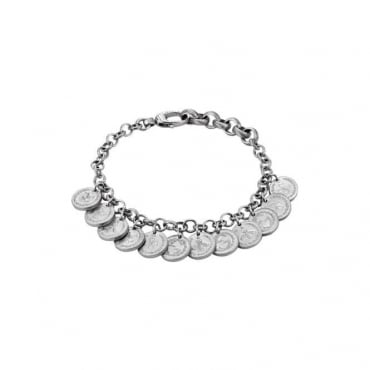 Gucci Jewellery Coin Bracelet