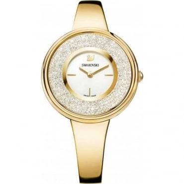 Swarovski Crystalline Pure Watch, Gold Tone 5269253