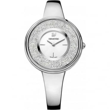 Swarovski Crystalline Pure Watch, Silver Tone 5269256