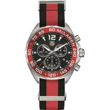 Tag Heuer Men's Formula 1 McLaren Watch