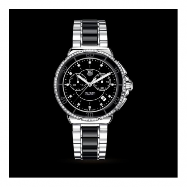 Tag Heuer Ladies Ceramic Formula 1 Watch
